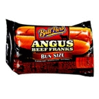 Ball Park Hot Dogs Angus Beef Bun Size 8 pk