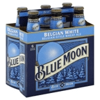 Blue Moon 6 pk bottles