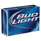 Bud Light 24 pk cans