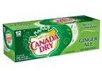 Canada Dry Ginger Ale 12 pk