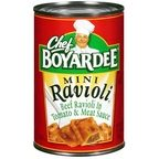 Chef Boyardee Mini Ravioli 15 oz