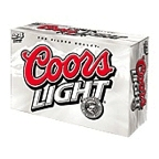 Coors Light 24 pk cans