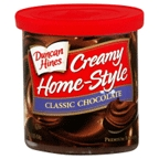 Duncan Hines Homestyle Classic Milk Chocolate Frosting