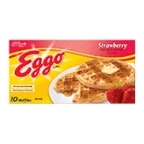 Eggo Waffles - Strawberry 10 ct