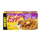 Eggo Waffles - Thick & Fluffy 6 ct
