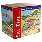 Fat Tire Amber Ale 12 pk cans