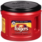 Folgers Classic Roast Can 33.9 oz