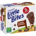 Fudge Brownie Muffins 5 pk