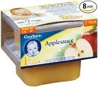 Gerber - 1st - 2 pack 2.5oz each - Applesauce