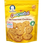 Gerber Graduates - Arrowroot Cookies - 5.5 oz