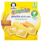 Gerber Graduates Pasta Pick-Ups - 6oz - Cheese Ravioli and Spinach