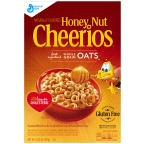 Honey Nut Cheerios 17 oz