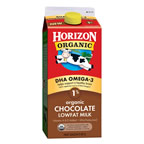 Horizon Organic Chocolate Milk 1/2 gallon