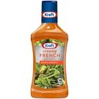 Kraft Creamy French Salad Dressing 16 oz