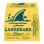 Land Shark Lager 12 pk bottles
