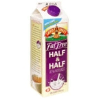 Land o Lakes Fat Free Half & Half 1 qt