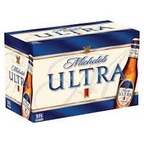 Michelob Ultra 18 pk bottles