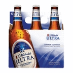 Michelob Ultra 6 pk bottles