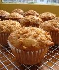 Muffins - Banana Nut  4 ct