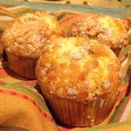 Muffins - Cinnamon Chip  4 ct