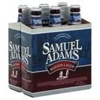 Samuel Adams Boston Lager 6 pk bottles