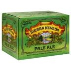 Sierra Nevada Pale Ale 12 pk bottles