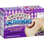 Smuckers Uncrustables - Peanut Butter & Grape 4 ct