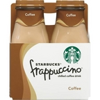 Starbucks Frappuccino Coffee 4 pk