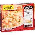 Stouffers - Chicken & Vegetable Rice Bake 36 oz