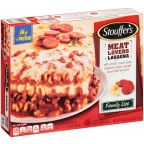 Stouffers - Lasagna Meat Lovers 34 oz