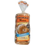 Thomas Bagels Blueberry 6 pk