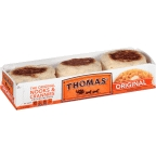 Thomas English Muffins Original - 6 pk
