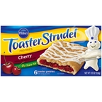Toaster Strudel - Cherry 6 ct