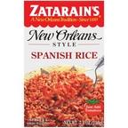 Zatarains Spanish Rice