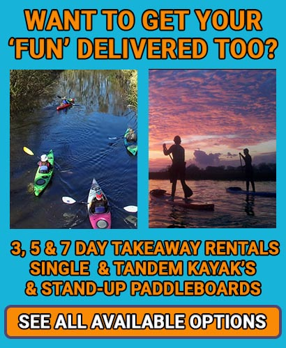 GA Kayak and SUP delivery Ad